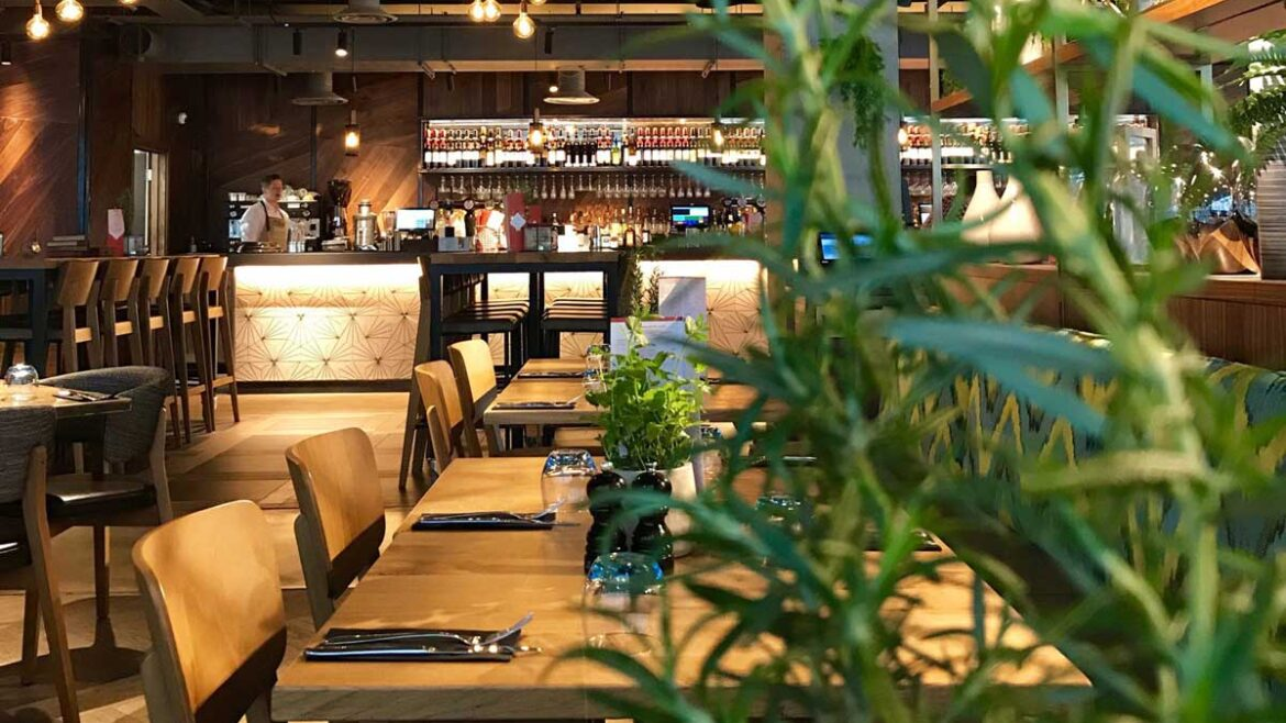 The Anthologist Bar – Manchester