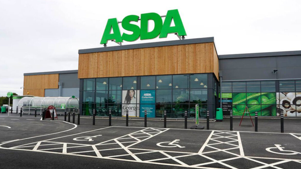 Asda Isle Of Wight