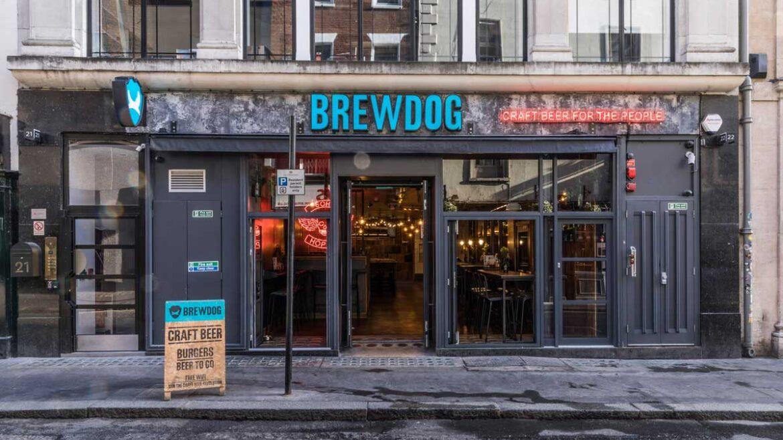 Brewdog – Soho London
