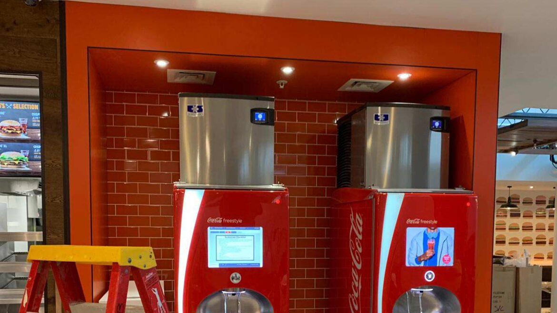 Burger King (Airside) – Edinburgh Airport