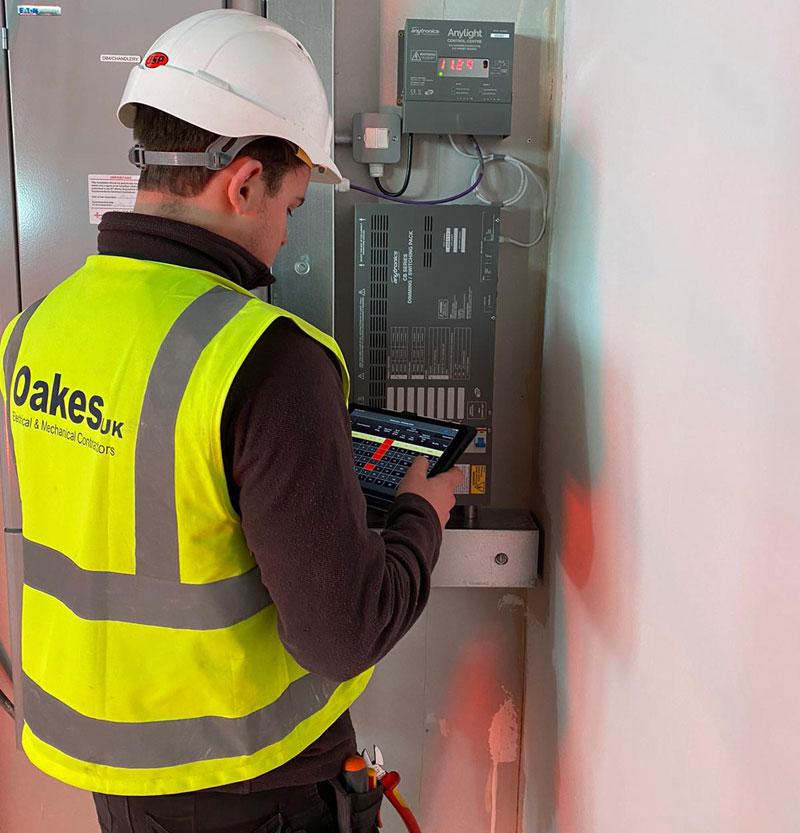 Oakes UK Engineer