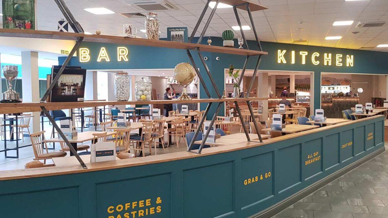 Par & Eagle Bar - Prestwick Airport