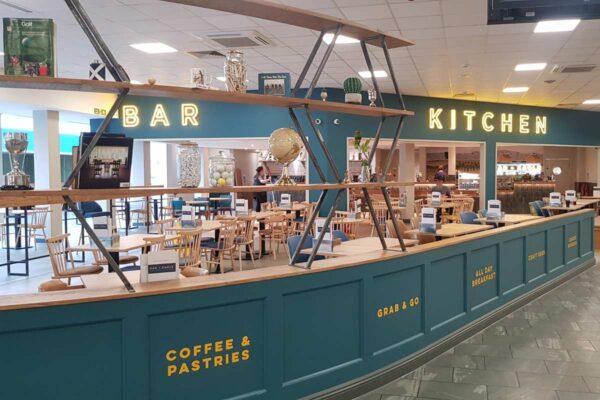 Par & Eagle Bar – Prestwick Airport