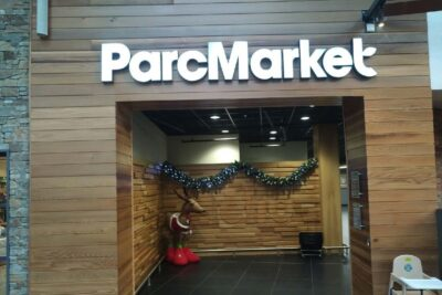 Parc Market Center Parcs Longleat Forest