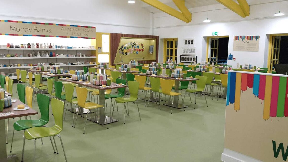 Pottery – Center Parcs Longleat Forest