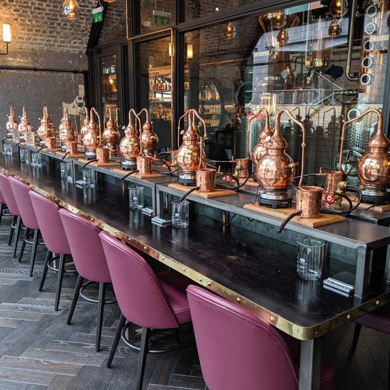 Restaurants, Bars & Hotels