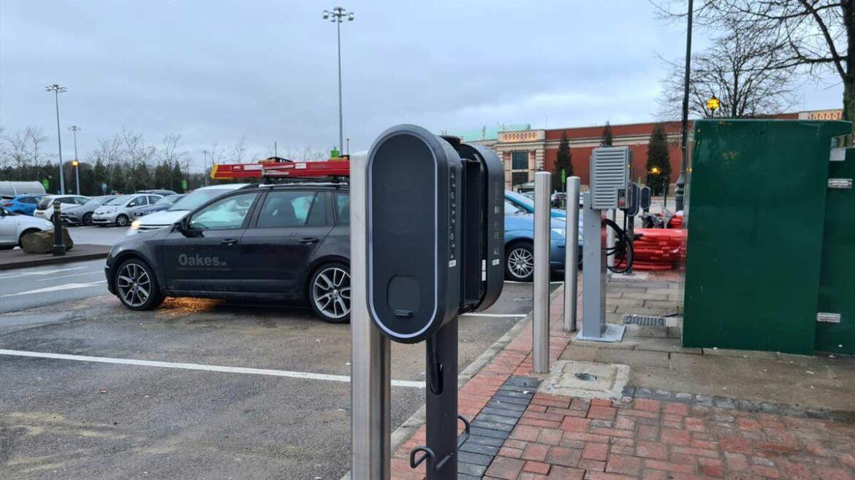 EV Car Charging – Polestar Trafford Centre