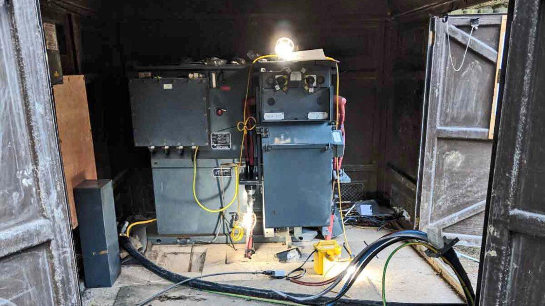 High Voltage Services