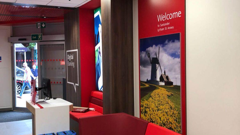 Santander Branch - Lytham