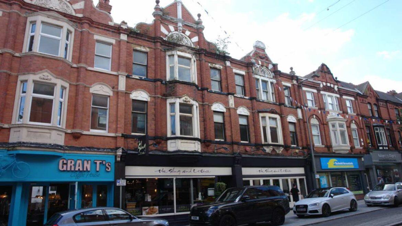 Stamford New Road Altrincham